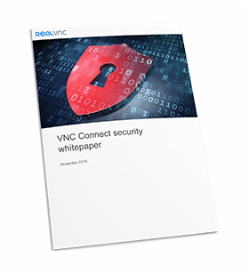 VNC Connect security whitepaper
